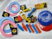 Rubber + PVC package x50